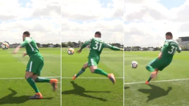 Ederson's Guinness World Record For The Longest Kick In Football Is Still Baffling
