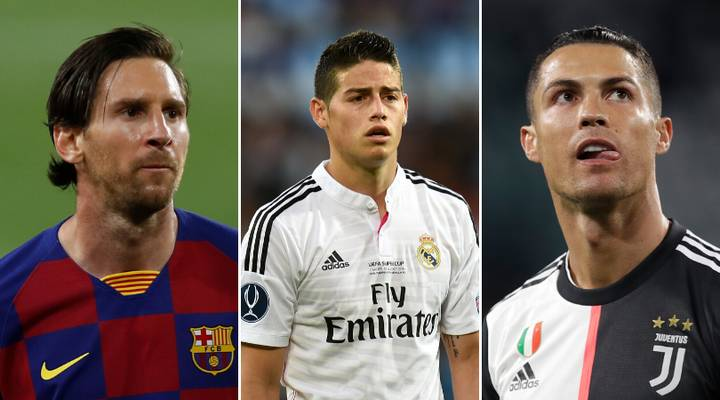 The Top 10 Most Followed Football Players Have Been Revealed