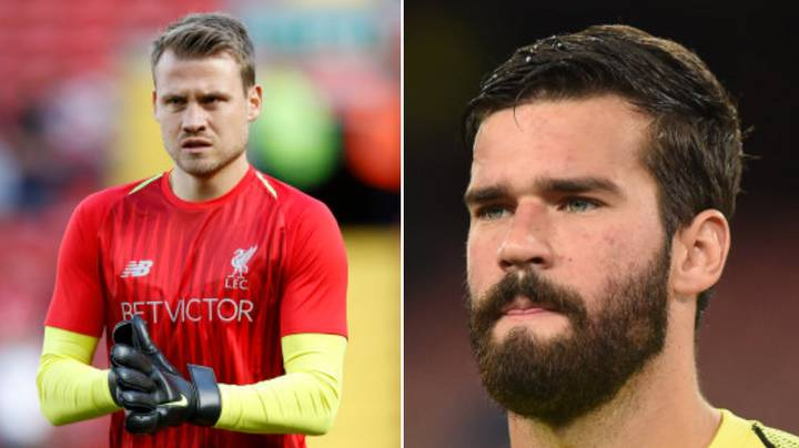 Simon Mignolet Opens Up About His Position At Liverpool And It's Refreshingly Honest