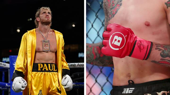 YouTuber Logan Paul Offered Mixed Martial Arts Debut By Bellator