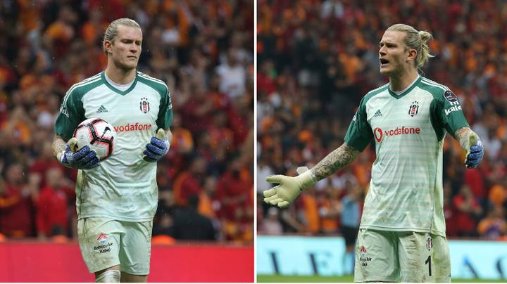 Loris Karius Blames The Floodlights For Affecting His Concentration