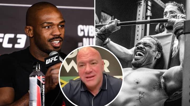 Dana White Gives Huge Update On Jon Jones As He Reveals UFC Legend's Next Fight Is 'Almost Set'