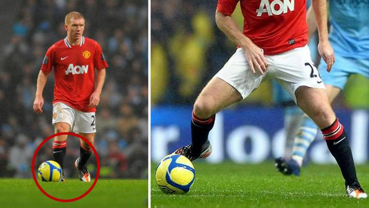The Brilliant Story Behind The £40 Boots Paul Scholes Bought For His Manchester United Return