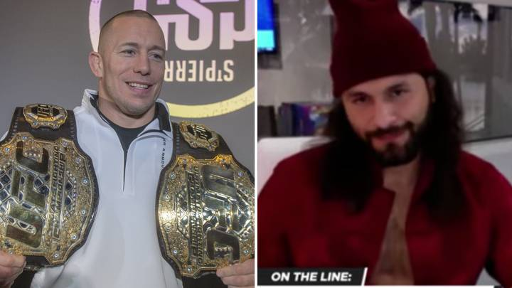 Jorge Masvidal Wants To 'Resurrect' Georges St-Pierre And 'F*****g Break His Face'