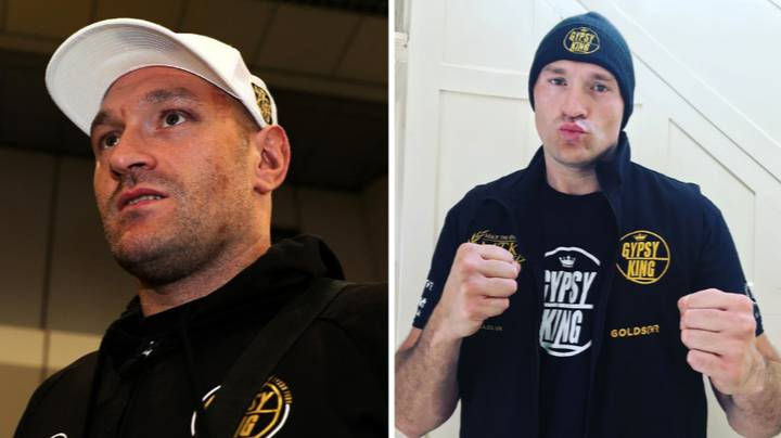 Dillian Whyte Makes Extraordinary Claim That Tyson Fury's First Name Isn't Actually Tyson