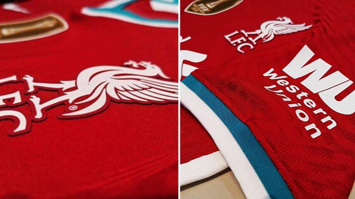 Liverpool's First Home Kit Under Nike Leaked Online
