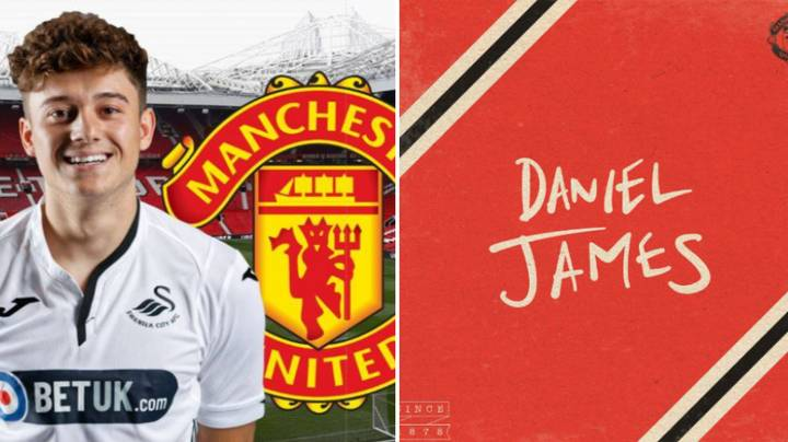 Manchester United Announce Daniel James As First Signing Of The Summer