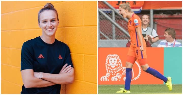 Meet Vivianne Miedema, Arsenal's Dutch Goal Machine Who Idolised Robin Van Persie