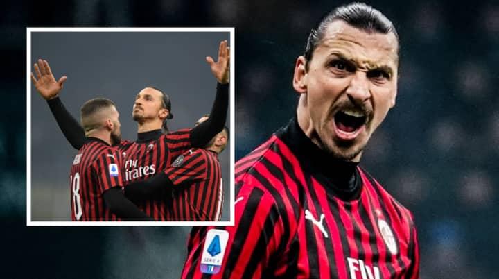 Zlatan Ibrahimovic Set To Leave AC Milan At The End Of This Season