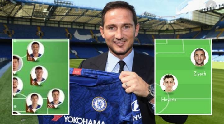 Chelsea's New Starting XI Compared to Frank Lampard's First Game As Manager