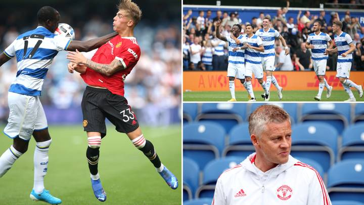 Manchester United Lose 4-2 To QPR In Pre-Season Friendly