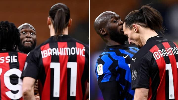 Zlatan Ibrahimovic Responds To Claims Of Racism After Romelu Lukaku Bust Up