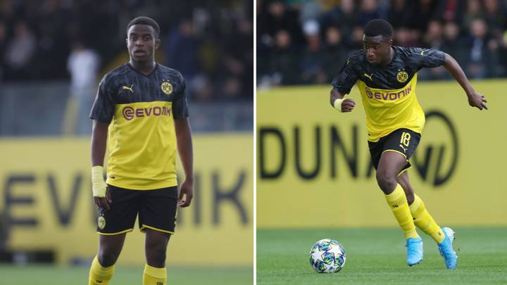 15-Year Old Wonderkid Youssoufa Moukoko Set To Be Brought Into Dortmund First-Team