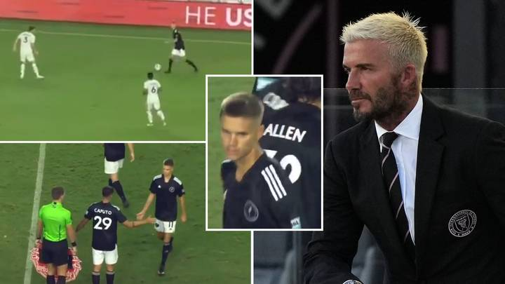 Romeo Beckham's 'Highlights' From Professional Debut Have Emerged, He's Being Relentlessly Trolled For Them