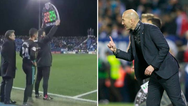 Zidane Was Well Out Of Order With What He Did To Ceballos Last Night
