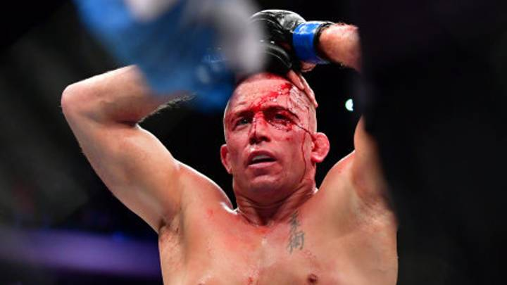 Georges St-Pierre Has Vacated The UFC Middleweight Title