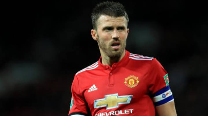 Three Clubs Planning Bids To Sign Michael Carrick From Manchester United