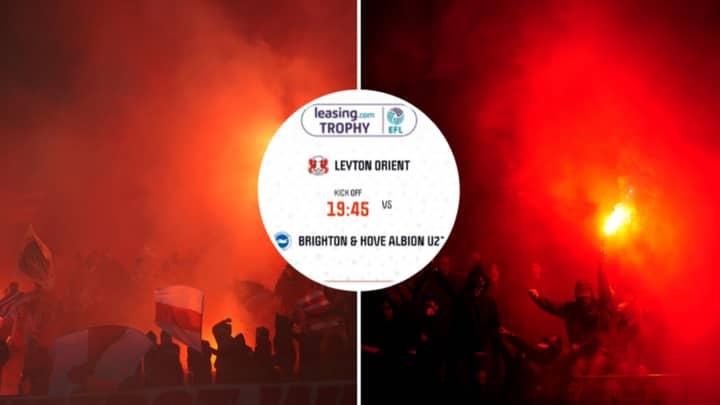 2,000 Ajax Fans To Attend Leyton Orient vs Brighton Under 21's Game