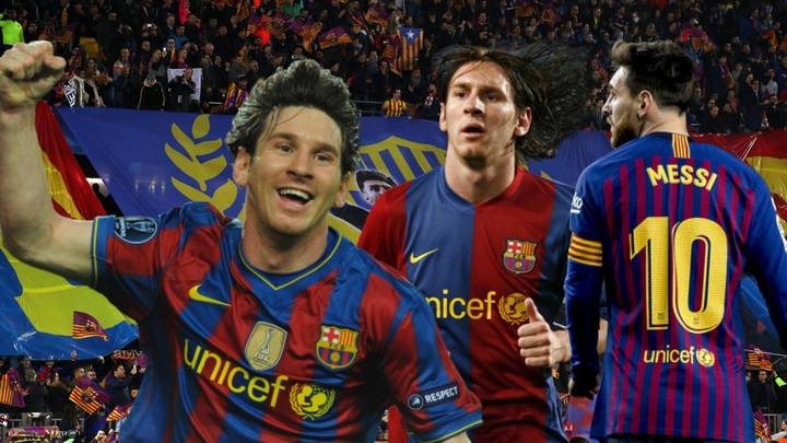 At 31 Years Of Age, Lionel Messi Is In The Form Of His Life