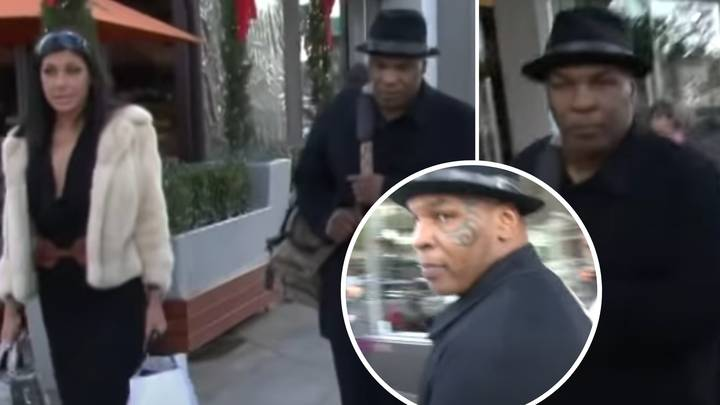 Mike Tyson's Reaction To A Paparazzo Harassing Him In The Streets Is Genuinely Terrifying
