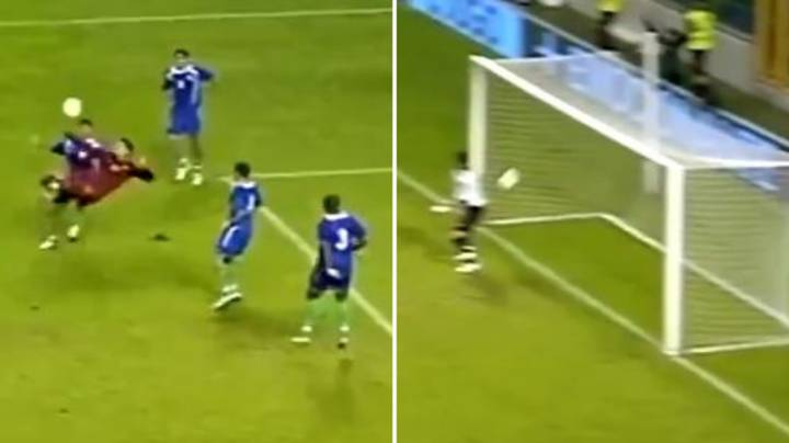 Cristiano Ronaldo's 'Goal' Vs Serbia Wasn't The First Time Lack Of Technology Stopped Him