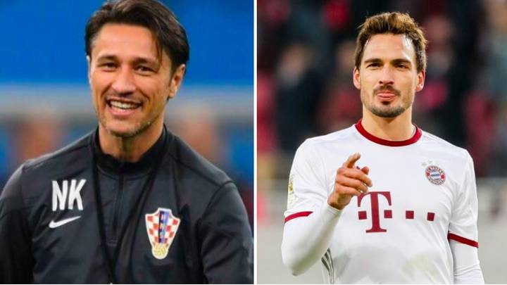 Bayern Coach Says Dejan Lovren Is 'Playing Like 2014 Jerome Boateng', Mats Hummels Responds