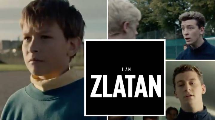The Trailer For 'I Am Zlatan' Movie Just Dropped And It Looks Incredible