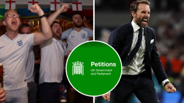 Petition Calling For A Bank Holiday If England Win Euro 2020 Final Surpasses 40,000 Signatures