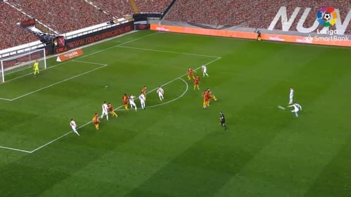 Manchester United Flop Bebe Scores 35-Yard Rocket Of A Free-Kick