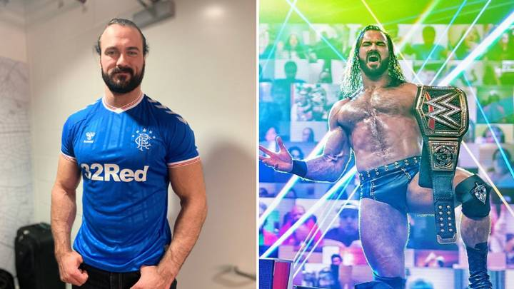 Drew McIntyre's Aggression Ended His Football Career And Led To WWE Stardom