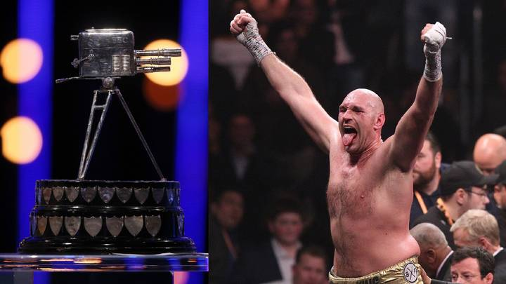 Fury's Odds Massively Slashed For SPOTY
