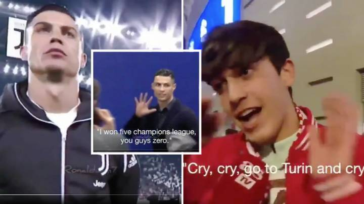 The 'Best Cristiano Ronaldo Video Ever Made' Is Going Viral