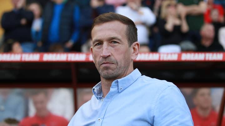 Leyton Orient Manager Justin Edinburgh Has Died Aged 49
