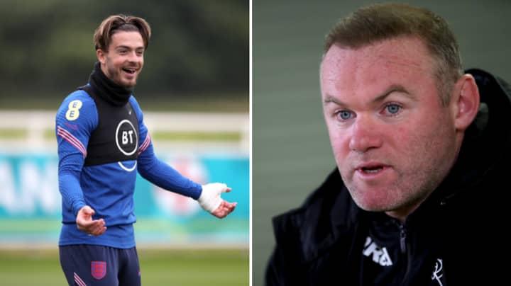 Wayne Rooney Thinks Jack Grealish Should Be Dropped For England vs Germany
