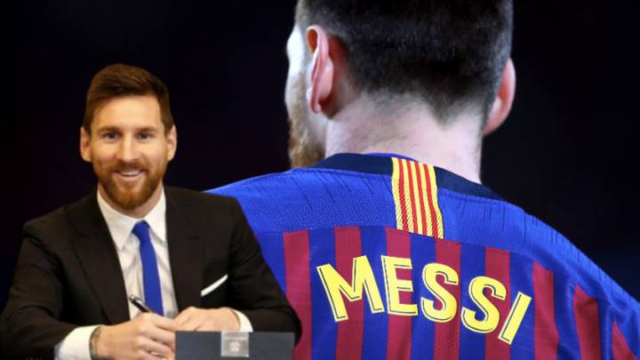 Lionel Messi Can Terminate Barcelona Contract Because Of Transfer Clause