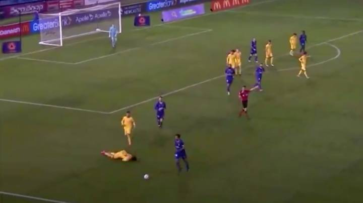 Diving A-League Player Told To 'Cut That F***ing S**t Out' By His Own Coach