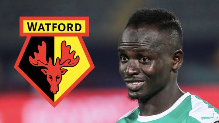 """Sadio Mane Admits He Is """"Jealous"""" That Watford Made Deadline Day Signing Instead Of Liverpool"""