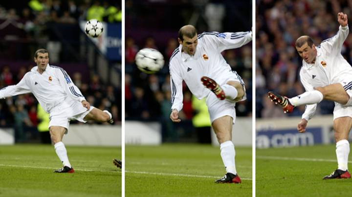 19 Years Ago Today, Zinedine Zidane Walloped In THAT Volley In Champions League Final