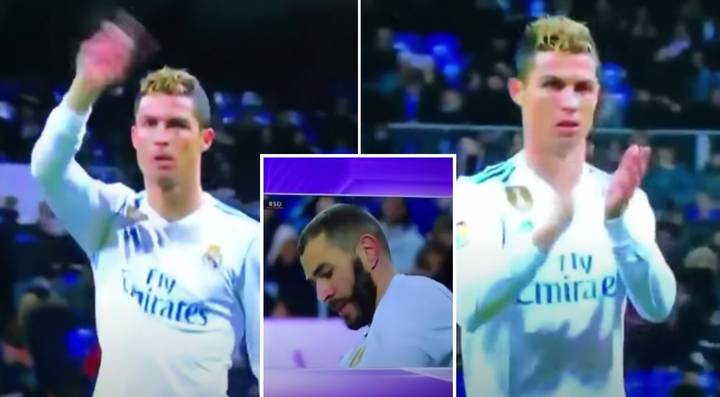 Cristiano Ronaldo Shows The True Meaning Of Leadership In Viral Video