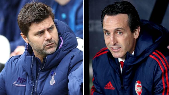 Mauricio Pochettino Tipped To Take Unai Emery's Job At Arsenal