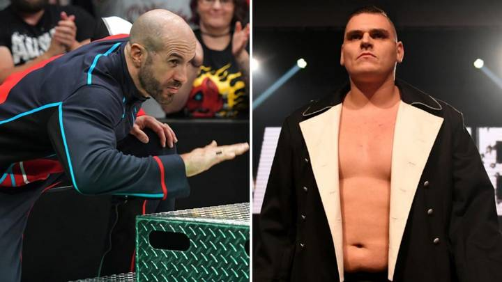 UK Champ Walter Wants An Epic Showdown With Cesaro In NXT UK