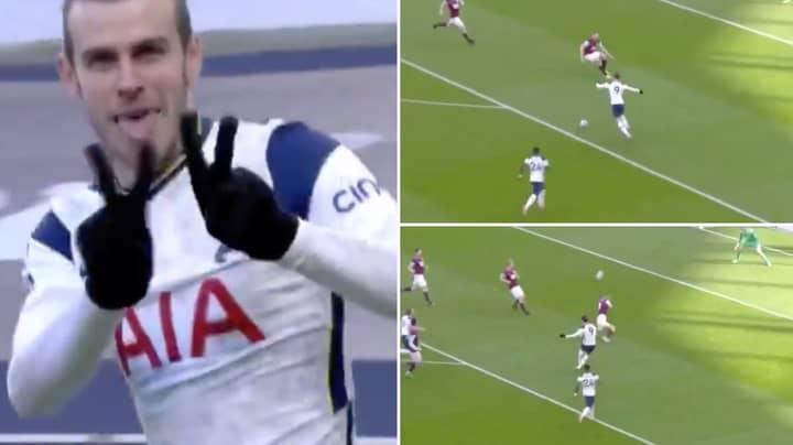 Gareth Bale Scores Brilliant Brace As Spurs Dominate Burnley