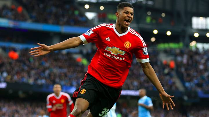 Brilliant Letter Shows Marcus Rashford Predicted Rise To The Top At Age 11