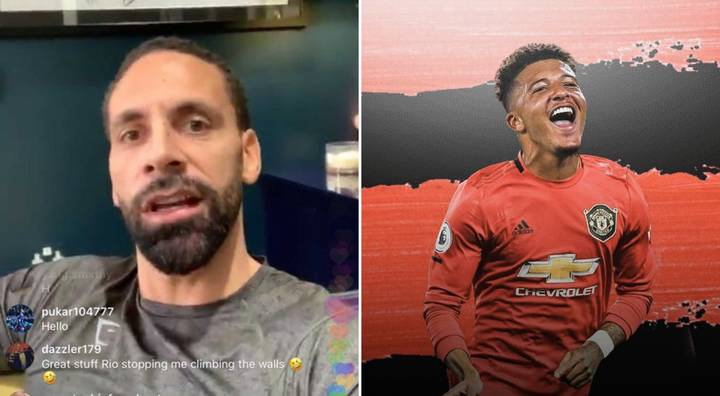 Rio Ferdinand Names 'Mouthwatering' Front Six Manchester United Could Have Next Season