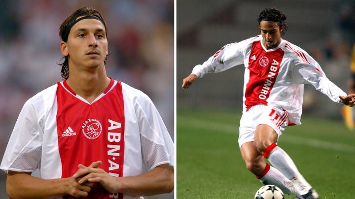"""Zlatan Ibrahimovic Was """"Almost Killed"""" By Former Teammate Mido In Bizarre Scissor Incident"""