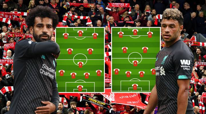 Liverpool's Potential Starting XIs If They Play Two Games In A Day