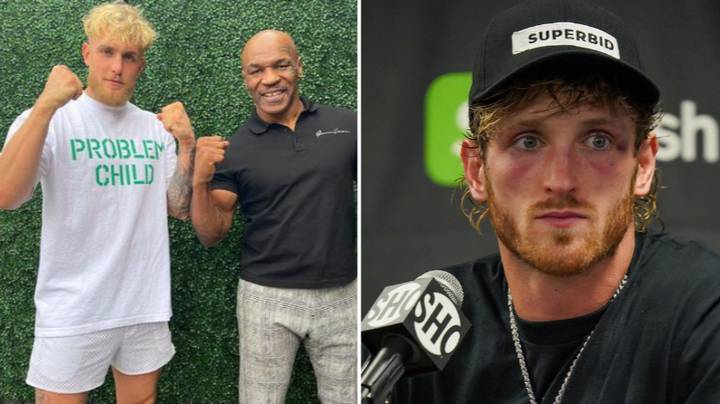 Mike Tyson Says He Would Fight Logan Or Jake Paul, Names Which One He Would Prefer