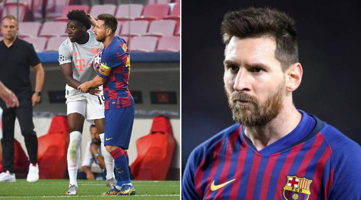 Lionel Messi Was At Odds With Barcelona Board Before Bayern Munich Defeat