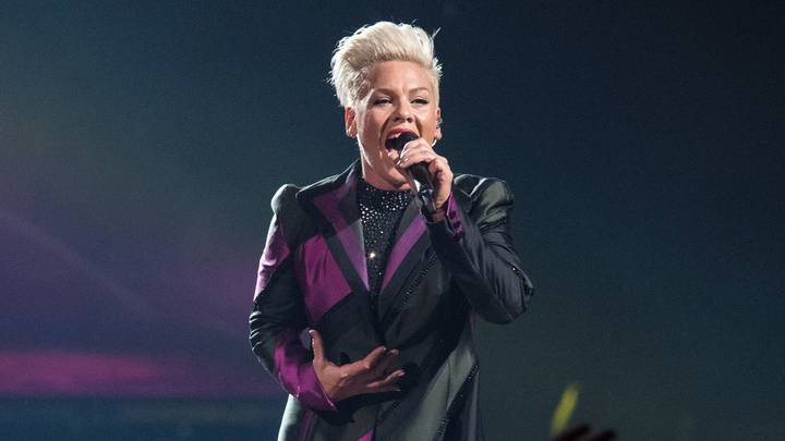 Pink Offers To Pay Fine Given To Norwegian Handball Team For Defying Bikini Bottom Rule