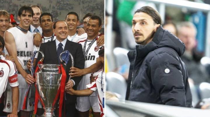 Former AC Milan Owner Targets Zlatan Ibrahimovic, Kaka And Mario Balotelli